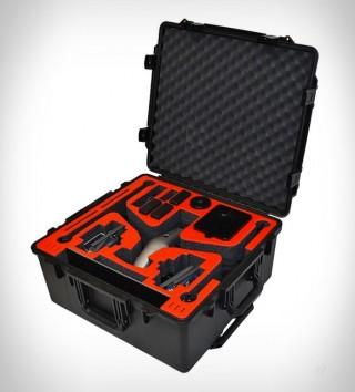 Malas protetoras à prova de esmagamento - DRONE HANGAR PELICAN CASE - Imagem - 2