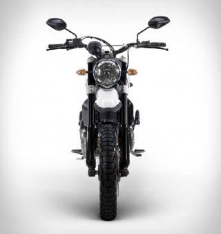 Moto Desert Sled Ducati - Imagem - 2