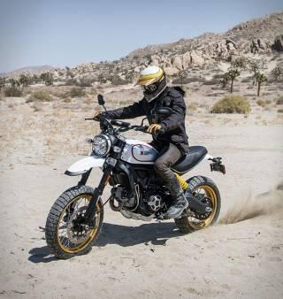 Moto Desert Sled Ducati - Imagem - 4