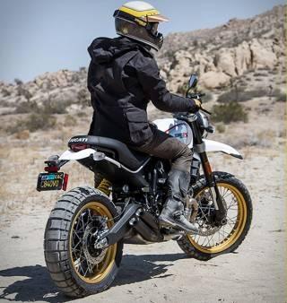 Moto Desert Sled Ducati - Imagem - 5