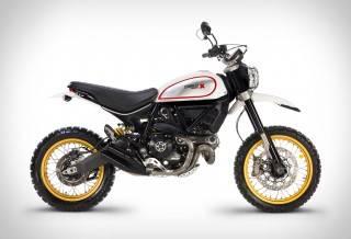 Moto Desert Sled Ducati