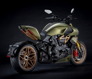 Moto Lamborghini Ducati Diavel 1260 - Imagem - 4