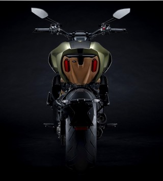 Moto Lamborghini Ducati Diavel 1260 - Imagem - 5