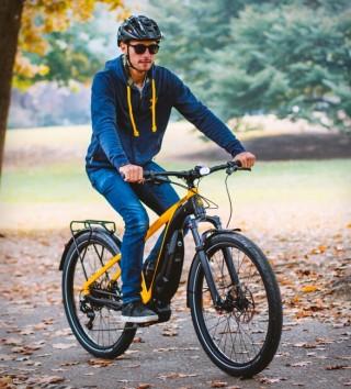 Bicicleta elétrica Ducati e-Scrambler - Imagem - 4