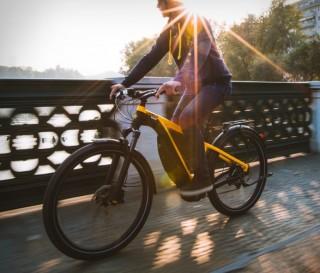 Bicicleta elétrica Ducati e-Scrambler - Imagem - 2