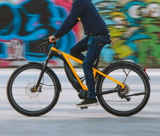 Bicicleta elétrica Ducati e-Scrambler - Imagem - 5