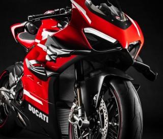 A Ducati lançou sua moto mais poderosa de sempre - DUCATI SUPERLEGGERA V4 - Imagem - 4