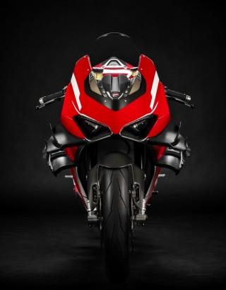 A Ducati lançou sua moto mais poderosa de sempre - DUCATI SUPERLEGGERA V4 - Imagem - 2