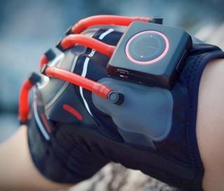 Joelheira pneumática inteligente, proteção em tempo real do joelho e ligamentos E-Knee - Imagem - 4