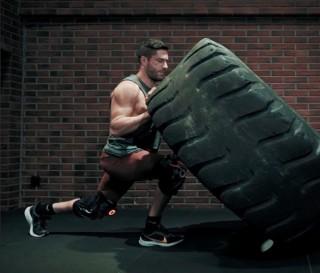 Joelheira pneumática inteligente, proteção em tempo real do joelho e ligamentos E-Knee - Imagem - 2