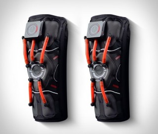 Joelheira pneumática inteligente, proteção em tempo real do joelho e ligamentos E-Knee - Imagem - 5