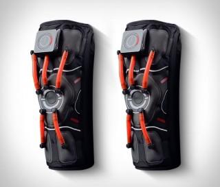 Joelheira pneumática inteligente, proteção em tempo real do joelho e ligamentos E-Knee - Imagem - 3
