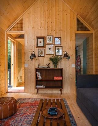 Glamping é a Combinação de Glamour e Camping - EASTWIND CATSKILLS RETREAT - Imagem - 2