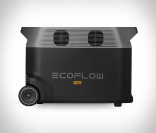 Gerador de Energia Portátil - EcoFlow DELTA Pro Portable Battery - Imagem - 2