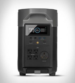 Gerador de Energia Portátil - EcoFlow DELTA Pro Portable Battery - Imagem - 5