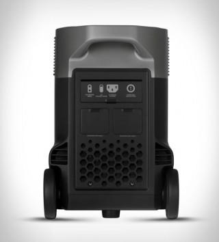 Gerador de Energia Portátil - EcoFlow DELTA Pro Portable Battery - Imagem - 3