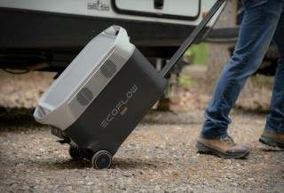 Gerador de Energia Portátil - EcoFlow DELTA Pro Portable Battery