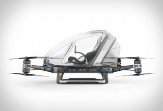 Drone Ehang 184 One-seater
