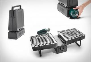Churrasqueira Portátil | Elevate Portable Grill