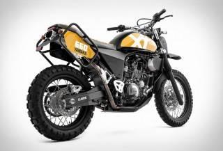 Yamaha Xt660 | Ellaspede - Imagem - 2