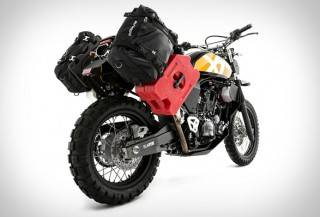 Yamaha Xt660 | Ellaspede - Imagem - 5