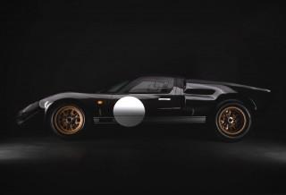 Ford GT40 um Ícone da História dos Carros Esportivos agora Elétrico