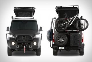 Vans Mercedes-Benz Sprinter - EXCLUSIVE OUTFITTERS SPRINTER