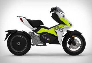 Scooter elétrica Felo
