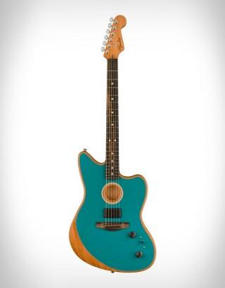 Guitarra FENDER AMERICAN ACOUSTASONIC JAZZMASTER - Imagem - 5