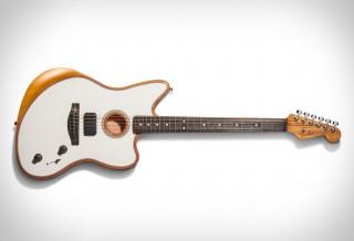 Guitarra FENDER AMERICAN ACOUSTASONIC JAZZMASTER