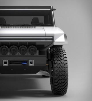 Poderoso SUV Elétrico - Pioneer Electric - Imagem - 2