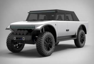 Poderoso SUV Elétrico - Pioneer Electric