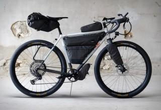 Uma Bicicleta Construída para Aventuras - FERN CHUCK EXPLORER BIKE