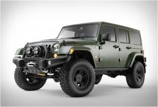 JEEP WRANGLER OFF-ROAD FILSON