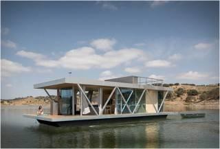 Casa-Barco Flutuante