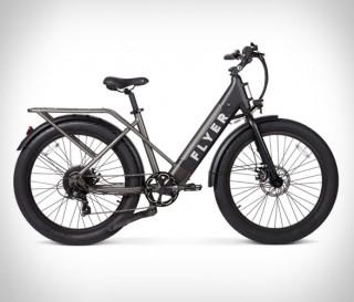Bicicleta elétrica e-Bike Flyer - Imagem - 4