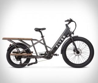 Bicicleta elétrica e-Bike Flyer - Imagem - 2