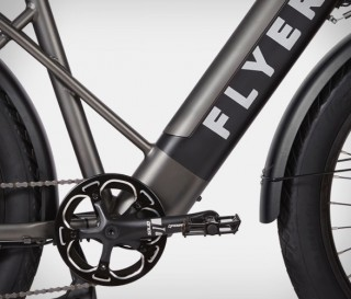 Bicicleta elétrica e-Bike Flyer - Imagem - 5