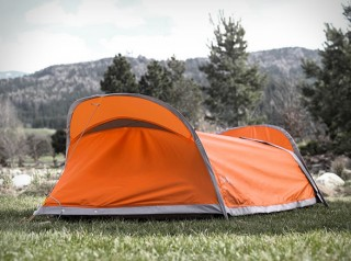 Barraca de acampamento em forma de Rede - FLYING TENT - Imagem - 3