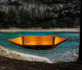 Barraca de acampamento em forma de Rede - FLYING TENT - Imagem - 4