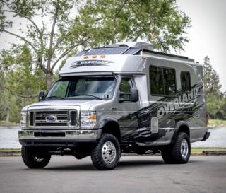 Ford Trailer para Campismo 4x4 E450 - Imagem - 4