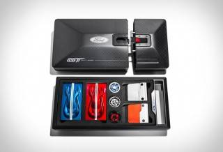 Kit de Encomenda Ford GT