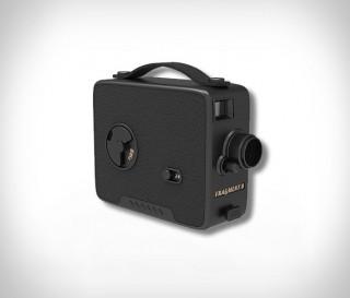 A Câmera Fragment 8 Retro tem o objetivo de reviver as câmeras super 8 - Imagem - 3