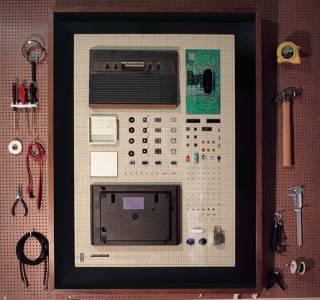 Quadros com Tecnologias Emolduradas - Imagem - 2