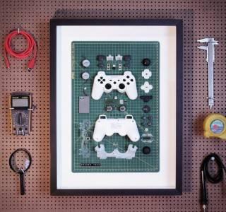 Quadros com Tecnologias Emolduradas - Imagem - 3