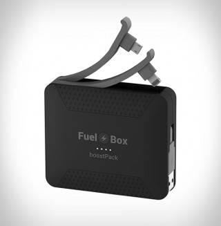 Carregador de Celular Portátil FuelBox - Imagem - 4