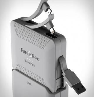 Carregador de Celular Portátil FuelBox - Imagem - 5