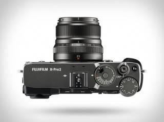 Câmera Fuji X-Pro2 Grafite - Imagem - 2