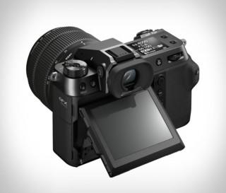 Câmera Digital Fujifilm GFX50S II - Imagem - 3