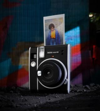 Câmera Digital FUJIFILM INSTAX MINI 40 INSTANT - Imagem - 3